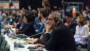 COP25 Conferencia del cambio climático