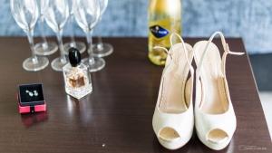 Fotógrafo de bodas en Alicante en los preparativos